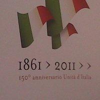 Italia: 150°