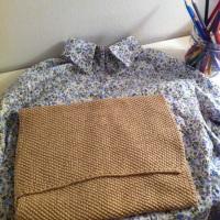 Tutorial 2: riciclare una camicia per foderare il porta Ipad