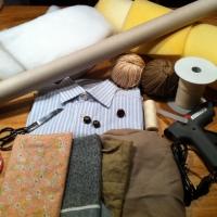 TUTORIAL 1: riciclare una vecchia camicia per vestire un cavallo