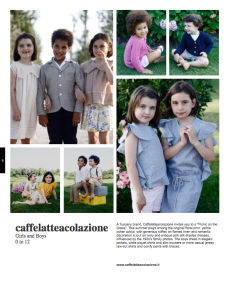 Milk Magazine SS2015