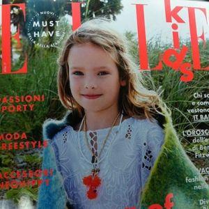 Elle Kids aprile2014 copertina