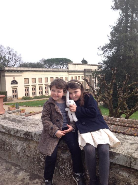 Edoardo &Vittoria alle Scuderie